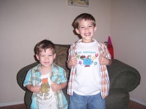 Deacon and Carter