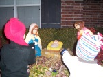 Front Yard Nativity